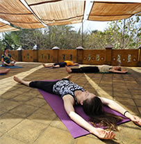 Unwind Yoga Retreat